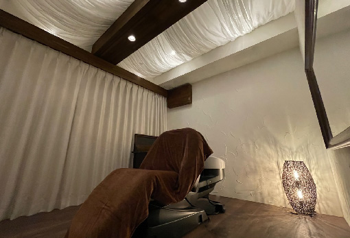 完全個室空間